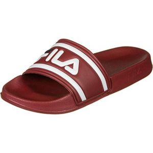 FILA Morro Bay Slipper W Tong Pompeian Red