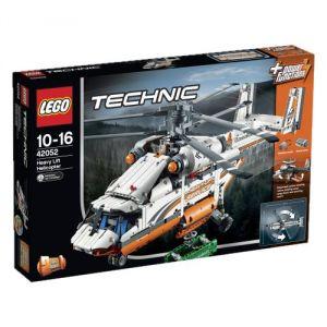 Lego 42052 - Technic : L´hélicoptère de transport