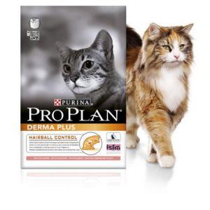 Purina Pro Plan Derma Plus Saumon - Croquettes pour chat