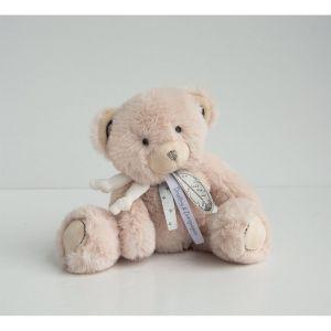Doudou et Compagnie Peluche Attrape-rêves ours beige