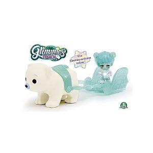 Giochi Preziosi Glimmies Polaris Glimsled Traineau + 1 Glimmies Exclusive