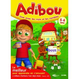 Adibou : Joue avec les mots et les nombre - 2010/2011 [Windows]