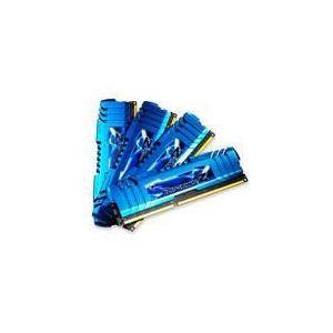 G.Skill F3-2133C10Q-16GZM - Barrettes mémoire RipJawsZ 4 x 4 Go DDR3 2133 MHz CL10 DIMM