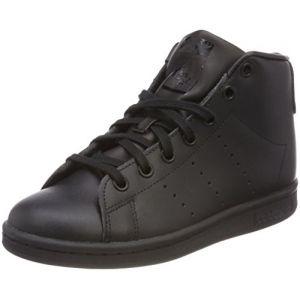 Adidas Stan Smith Mid J W chaussures enfants noir 36 2/3 EU
