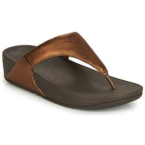 FitFlop Sandales LULU LEATHER TOEPOST multicolor - Taille 37,38,39,40,41