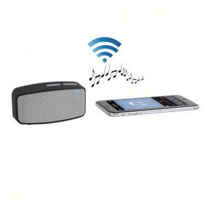 Clip Sonic TES158G Haut-parleur compatible Bluetooth - Gris