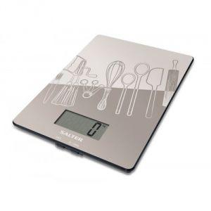 Salter Utensils print - Balance culinaire électrique