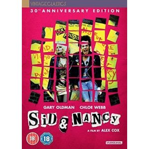 Sid and Nancy [DVD]