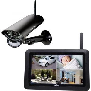 Switel Hs2000 Kit Videosurveillance [Surveillance - Domotique]