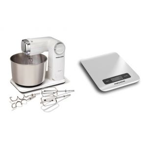Morphy richards M48992EE - Coffret robot et balance de cuisine