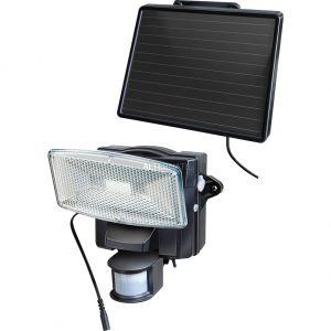 Brennenstuhl 1170950 - Projecteur solaire LED à détecteur de mouvement
