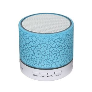 Mini Haut-Parleur Bluetooth LED Stéréo