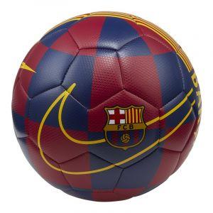 Nike FC Barcelone Ballon Prestige - Bleu Marine/Jaune Doré - Bleu - Taille Ball SZ. 5