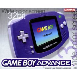 Nintendo Console de jeux Game Boy Advance