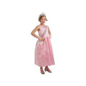 Caritan Déguisement Première Miss (8-10 ans)