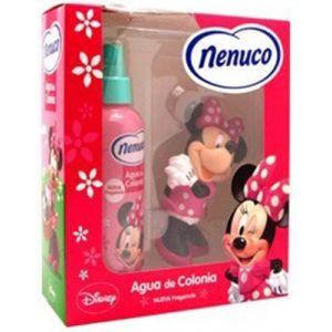 Nenuco Disney Minnie - Coffret eau de Cologne et figurine