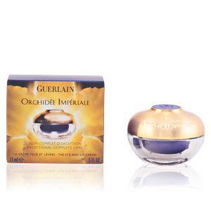 Guerlain Orchidée Impériale - Crème yeux et lèvres