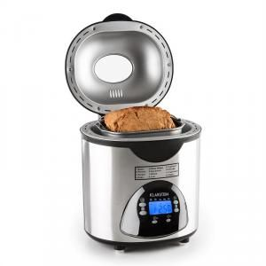 Klarstein City Life - Machine à pain automatique 12 programmes 580W