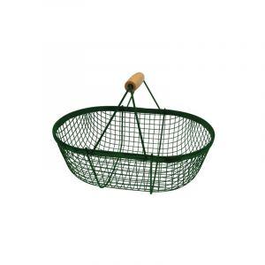 Lucifer Panier recolte - 15 L - vert - Accessoire jardinage