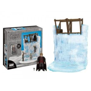 Funko Figurine Game Of Thrones : Playset The Wall avec Tyrion (30 cm)