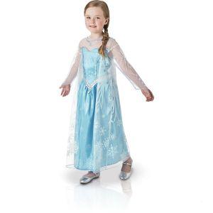 Rubie's Déguisement de luxe Elsa La Reine des Neiges