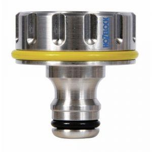 Alfaflex 1/2'' - 3/4'' jardin rapide eau tuyau d'arrosage connecteur fileté
