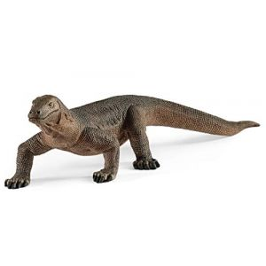 Schleich Wild Life 14826 - Figurine Dragon De Komodo