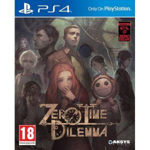 Zero Time Dilemma - Zero Escape 3 [PS4]