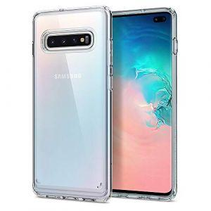 Spigen Case Ultra Hybrid Crystal Clear Samsung Galaxy S10+