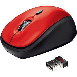Trust Yvi Wireless - Mini souris optique sans fil