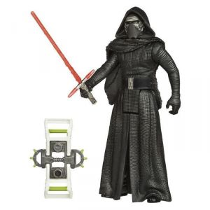 Hasbro Kylo Ren forest gear : figurine Star Wars 10 cm le Réveil de la Force