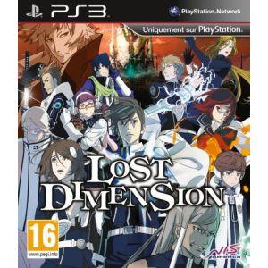 Lost Dimension [PS3]