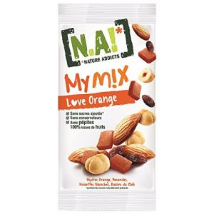 N.a! Fruits secs Love orange - My Mix