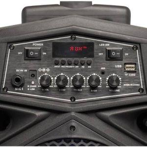 Denver Electronics Enceinte mobile 20.3 cm 8 pouces Denver TSP-110 10 W