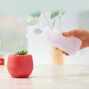 Bouche courbée bouteille de goutte à usine d'arrosage Pot Fleurs arrosoir en pot, Capacité: 250ml