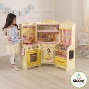 KidKraft 53380 - Cuisine enfant Belle Disney Princesses