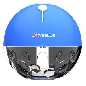 Inolights PloofBox - Enceinte étanche lumineuse Bluetooth
