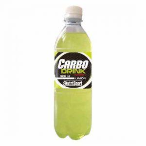 Nutrisport Isotonique Sportdrink Carbo Lemon 24 Units