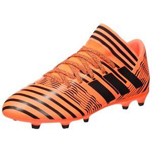 Adidas Chaussures de foot enfant Chaussures Nemeziz 17.3 Fg Orange K
