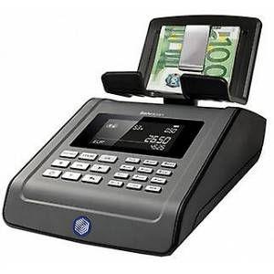 Safescan Compteuse balance 6185 pièces et billets noire