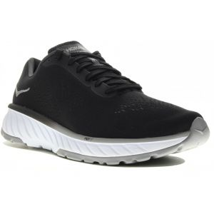 Hoka one one Chaussures running Hoka-one-one Fly Cavu 2 - Black / White - Taille EU 42