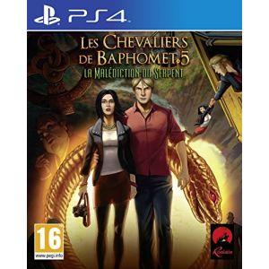 Les Chevaliers de Baphomet : la Malédiction du Serpent [PS4]