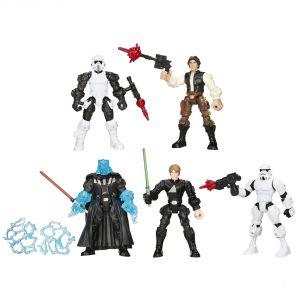 Hasbro Star Wars Hero Mashers multipack le Retour du Jedi