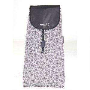 Garmol Sac pour poussette de marché 51l blanc/noir - bbp218esp c-662