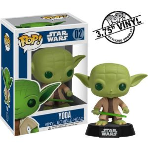 Funko Figurine Pop! Star Wars Yoda