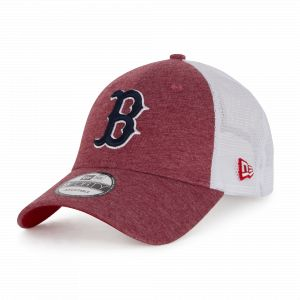 New era Summer League 9Forty Boston Red Sox casquette Hommes rouge chiné blanc