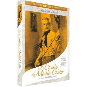 Le comte de Monte Cristo [Combo Blu-ray + DVD]