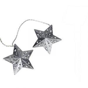 Guirlande lumineuse à motifs 05-c080 Ampoule LED blanc chaud étoiles 1 pc(s)