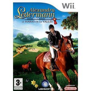 Alexandra Ledermann : Le Haras de la Vallée [Wii]