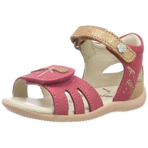 Kickers Beshine - Sandales - rose